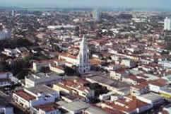 Vista aérea de Penápolis