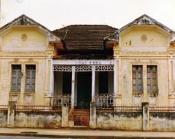 Sede da Fazenda Antonio Veronese