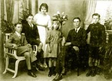 Alemães - Família Hecht