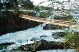 Salto do Avanhandava - ponte pêncil