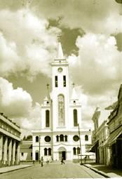 Santuário São Francisco de Assis - 1960