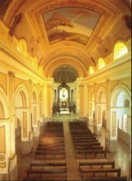 Interior da Matriz - 1995